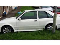 WANTED FORD RS TURBO