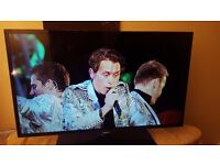 """Samsung 40"""" Full 1080p Smart LED TV With Freeview HD (Model UE40F5500AK)!!!"""