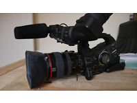 Canon XLH1 (NTSC)