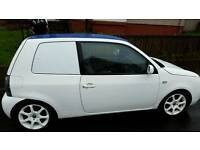 vw lupo ideal first car