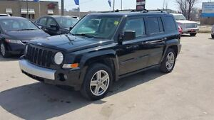 2007 Jeep Patriot 4WD 4dr Limited