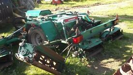 Ransomes Towed Hydraulic 7 Gang Mower