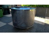 Stainless Steel BBQ/Fire Pit