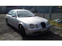 Jaguar, S-TYPE, Saloon, 2003 S200 Project