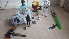 Star wars bundle.