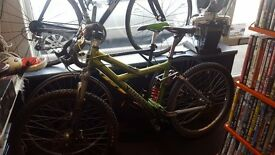 Bikes for sale racers or mountain bike