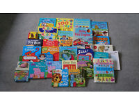 Book bundle. Childrens includes peppa pig,In the Night Garden, Noddy & lots more