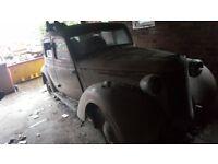 1949 Austin 16. Full restoration project