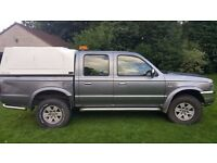 Ford ranger - for repair, head gasket. VGC otherwise. New clutch.