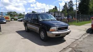 1999 GMC Jimmy SLT 4x4 Amazing Value!!!