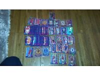 match attax 2016/2017 shiney cards see list total 226 cards no swaps all excellent condition