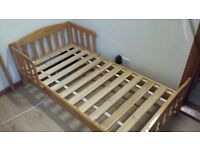 """Toddler bed 140×70cm """"Mothercare"""""""