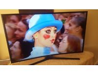 "Samsung 40"" 4K Ultra HD, Curved, Smart, LED TV With HDR (Model UE40KU6100)!!!"
