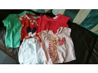 Baby girl Clothes (size 6-9months)