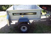 Trailer Daxara 107 VERY GOOD CONDITION HARDLY USED