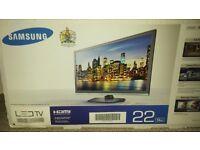 Samsung 22 inch LED HD TV HDMI USB