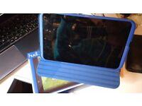 Tesco Hudl 2 tablet - 16GB, Wi-Fi, 8.3in - Blue + Rubber Case (hudl original) - Excellent Condition