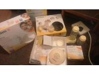 Medela Swing breast pump set