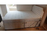 Vibradrom Double Electric Bed