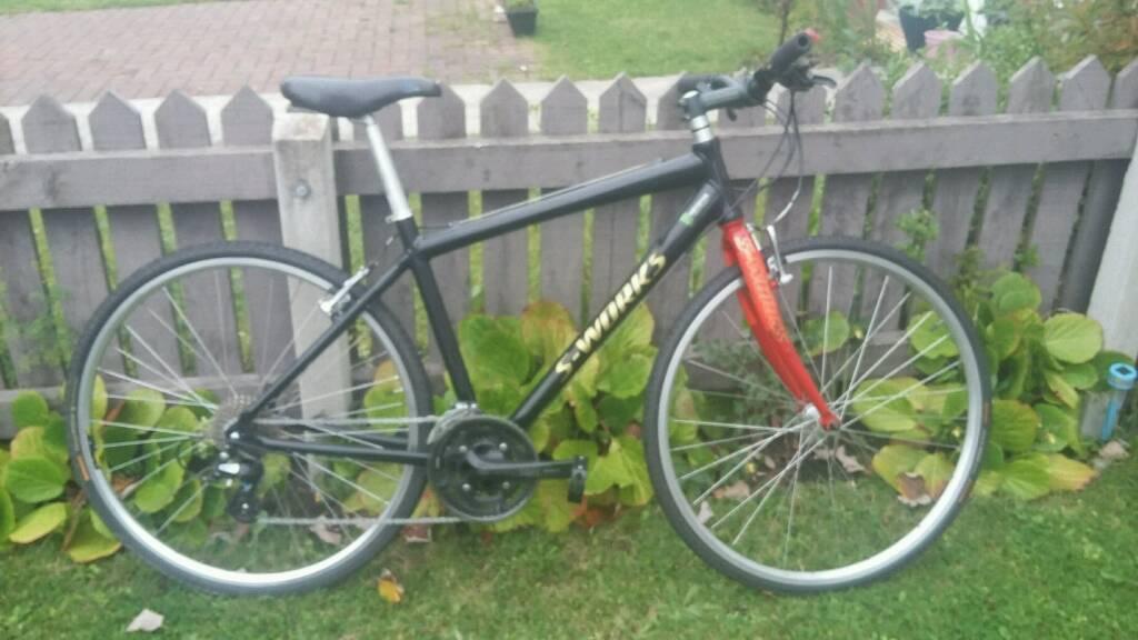 Road hybrid bike