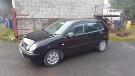 Volkswagen polo twist 1.2 low insurance