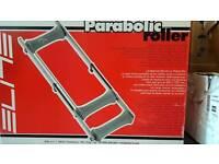 "Elite parabolic ""turbo"" type cycle trainer"