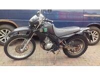 Yamaha xt 125 2005