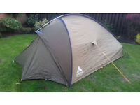 Vaude Taurus, lightweight 2 person Backpacking tent, 'as new'