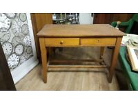 Old Charm Console Table / Desk / Kitchen Table