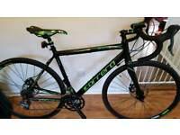 Carrera Vanquish Road Bike Excellent condition