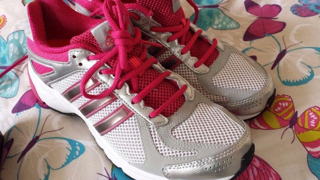 ladies adidas trainers size 6