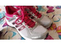ladies adidas trainers size 6