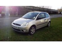 Ford Fiesta 1.2 ZTEC IDEAL FIRST CAR ONE OWNER FROM NEW