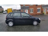 2007 vw polo 1.2 e 1 owner from new full service history