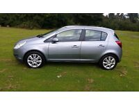 CORSA 1.7 DIESEL DESIGN 5 DOOR SILVER 83K F/S/H LONG M.O.T R/PARKING SENSORS IN EXCELLENT CONDITION