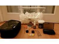 Nash Zig Float Links Bugs Juice Boxlogic Box 12LB Zig Flo Rig Bin Foam Case New