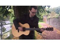 Fingerstyle Guitar Classes: Learn to Play Like Bert Jansch, John Renbourn, Nick Drake & More