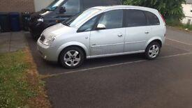 Vauxhall Meriva 1.7 tdci