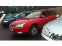Ford mondeo estate for parts tdci