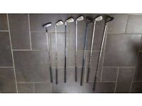 Junior golf set with bag