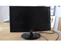 LG Flatron 22 inch Monitor