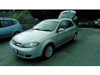 05 Daewoo Lacetti 5 Door 79000 Miles Cheap INS very clean car ( can be viewed inside Anytime