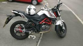 Krs GRS 125cc