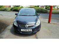 2008 Vauxhall Corsa 1.2 i 16v Active - low mileage - Hpi clear