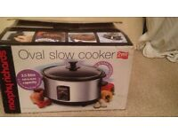 Brand New Oval Slow Cooker