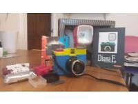 Diana F tomography camera