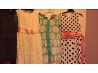 Age 5-6 party dresses