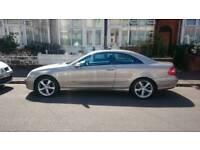 Mercedes CLK320 AVANTGARDE, auto excellent condition, CLK number plate!!!!!!! £1300 quick sale.