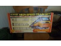 Hornby High speed 125 train set latest livery