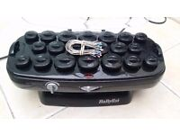 Babyliss Thermo Ceramic Heated Rollers. As good as new.